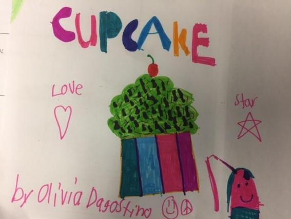 Olivia's Cupcake