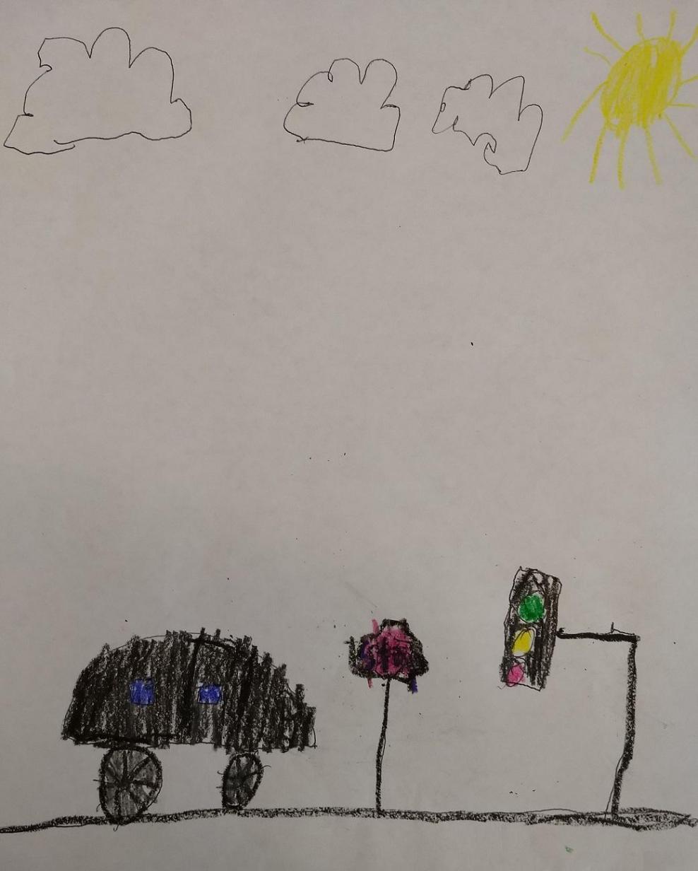 Noah's drawing