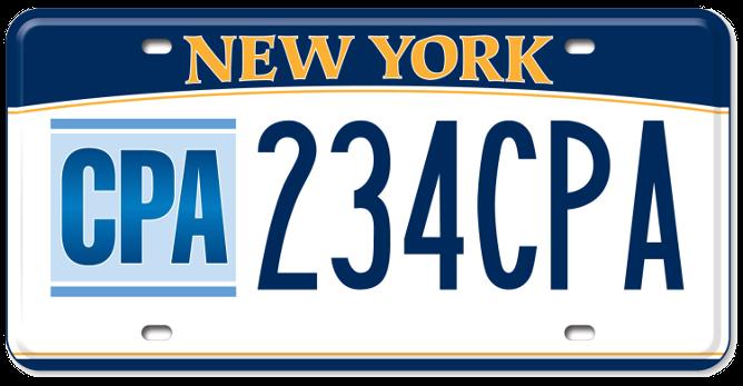 Certified Public Accountant New York State Dmv