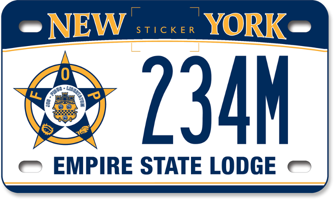 Fraternal order of police motorcycle new york state of for New york state department of motor vehicles phone number