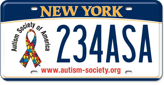 Autism Society of America | New York State Department of Motor Vehicles