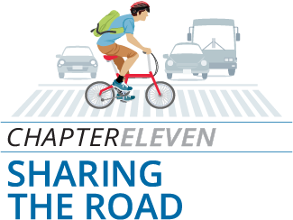 Chapter 11 - Sharing the Road