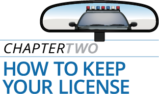Chapter 2 - How to Keep Your License