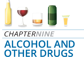 Chapter 9 - Alcohol and Other Drugs