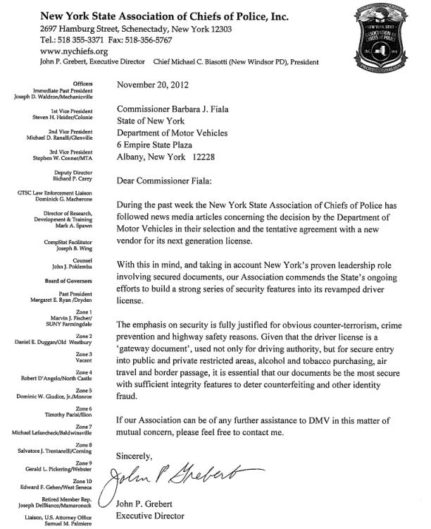 Press Release 11 26 2012 New York State Dmv