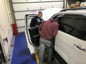DMV VIN tampering training 11-15-2018