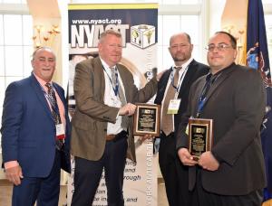 DFI Investigators Receiving NYACT Awards