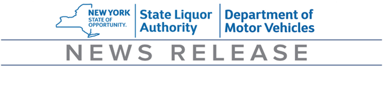Image of State Liquor - DMV press banner