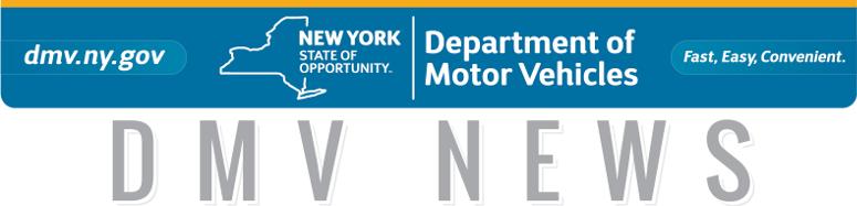 DMV News banner