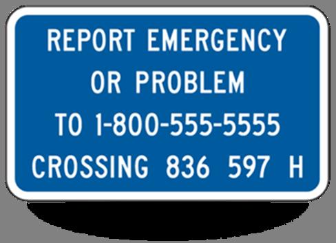 New York DMV   Save a Life at Railroad Crossings