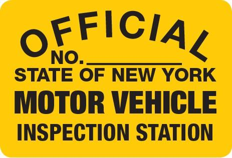 nys inspection machine