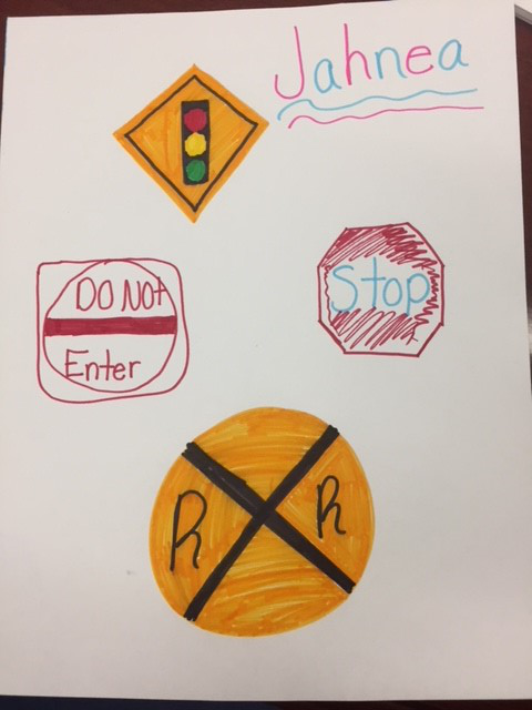 Road signs by Jahnea
