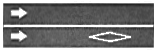 lane markings - hov lane