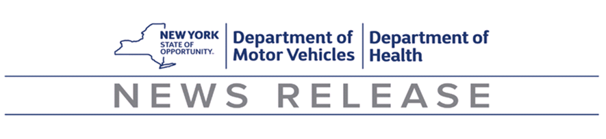 Press release 12 16 2016 new york state department of for New york state department of motor vehicles bronx ny