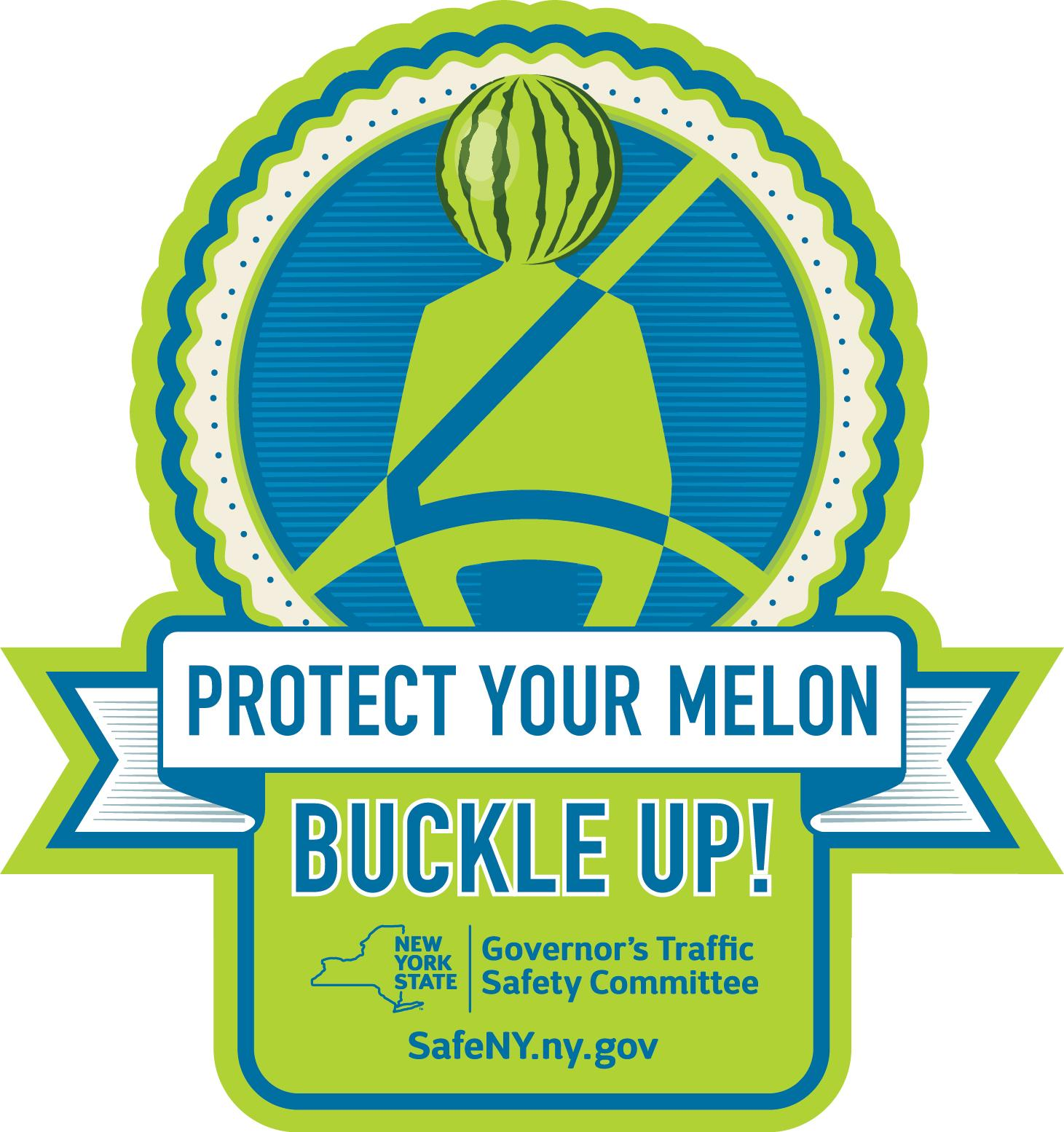 NYS Protect Your Melon logo