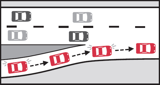 Expressway Driving - on ramp
