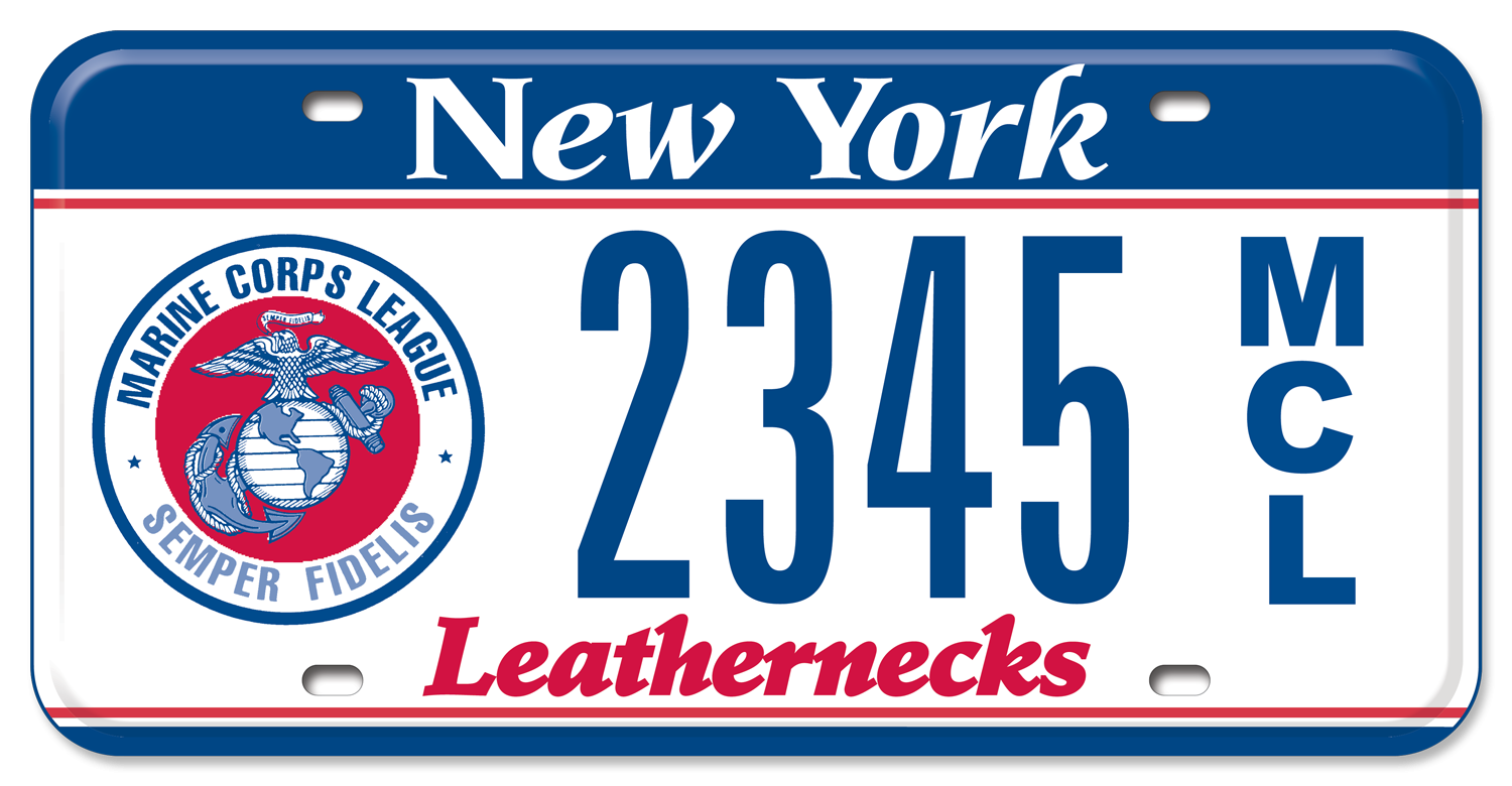 Redesigned Plates Are Now Available | New York State Department of ...