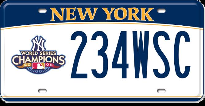New York Yankees World Series Champions 2009 New York