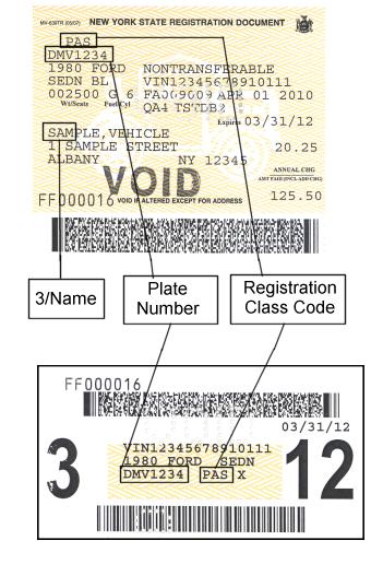 Updating address with dmv ny