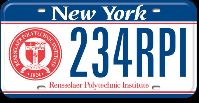 RPI custom plate