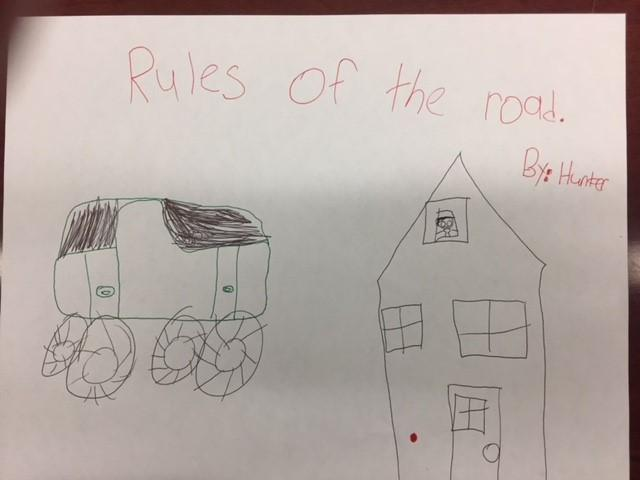 Hunter's rules of the road